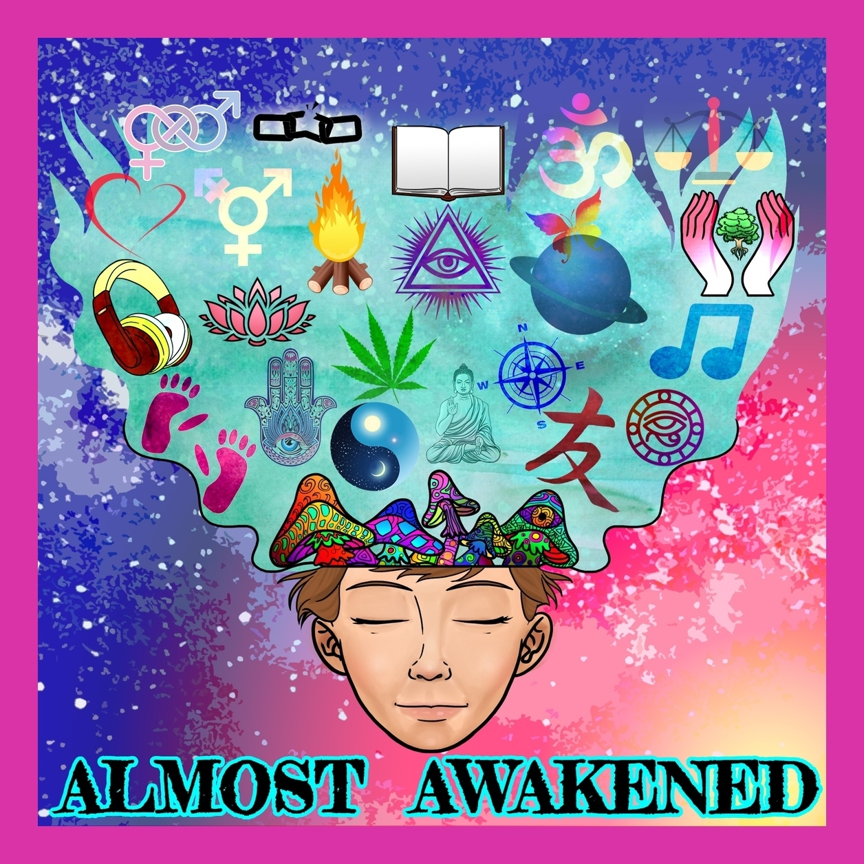 Almost Awakened: 034: Energy Healing With Holly Hope