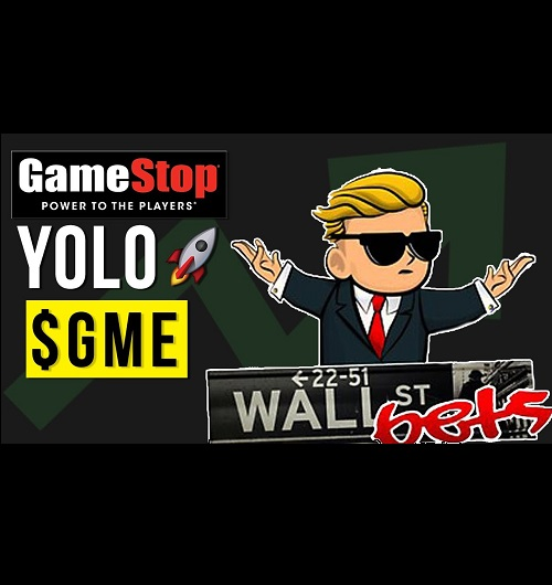 Almost Awakened: 068: Gamestop, GME Stock, WallStreetBets, and The Squeeze