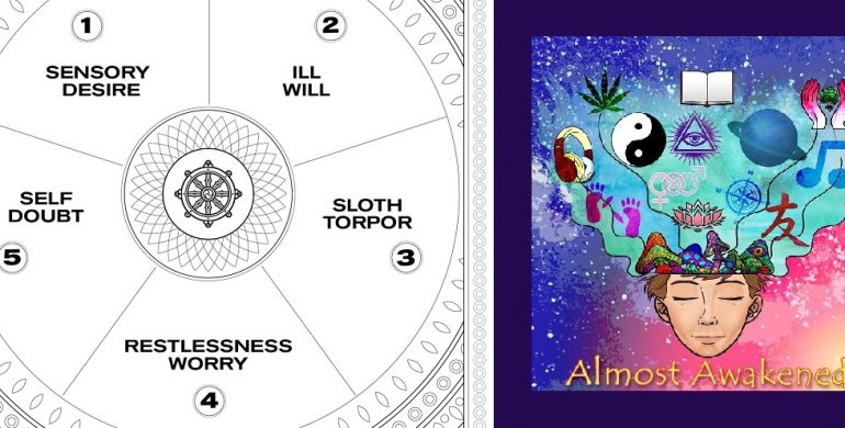 Almost Awakened: 076: Buddhism For Beginners Part 5 – Five Hindrances of Awakening